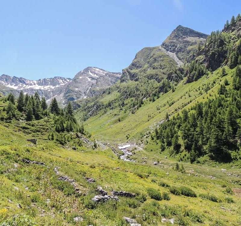 Escursioni in Val Chisone