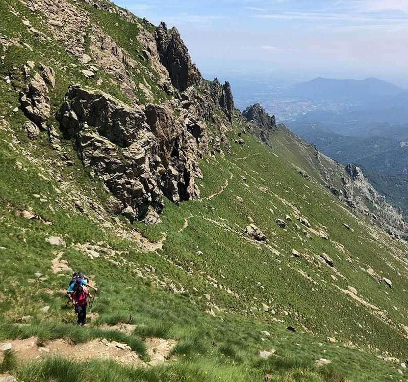 Escursioni in Val Sangone - Piemonte