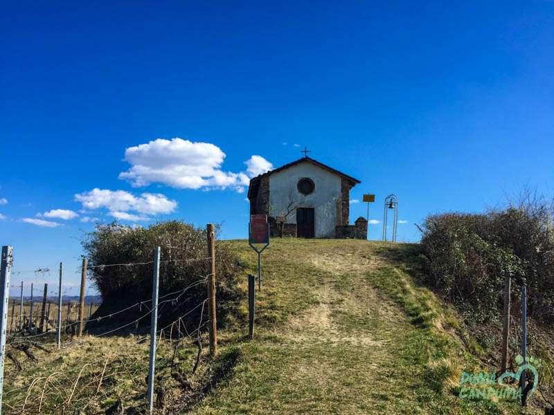 Un anello a piedi per l'abbazia di Vezzolano da Castelnuovo Don Bosco