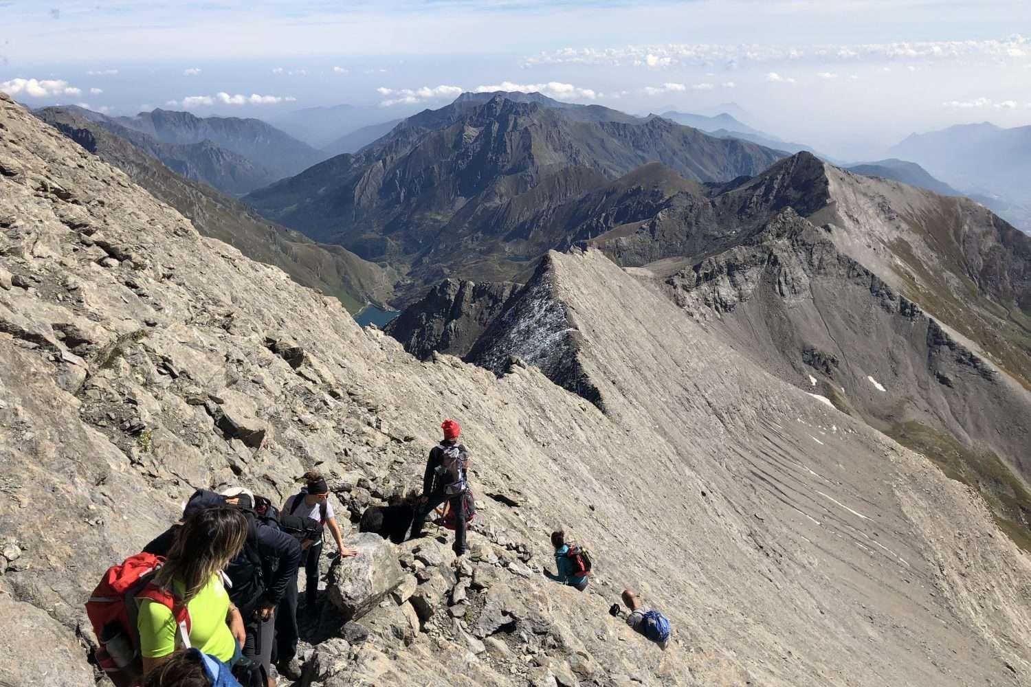 Escursione sul Monte Rocciamelone - DUMA C'ANDUMA