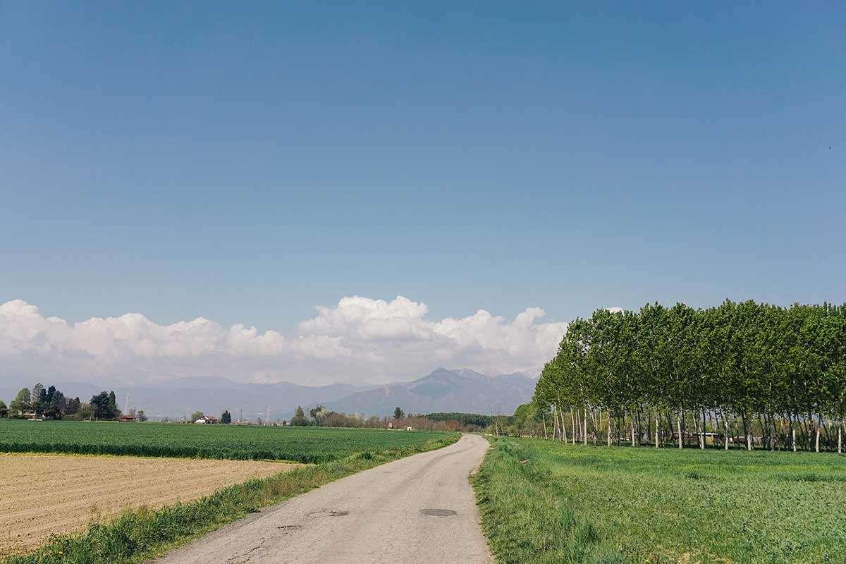 Percorsi in bicicletta in Piemonte