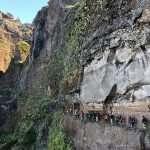 Trekking dell'isola di Madeira in Portogallo