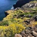Trekking dell'isola di Pantelleria in Sicilia