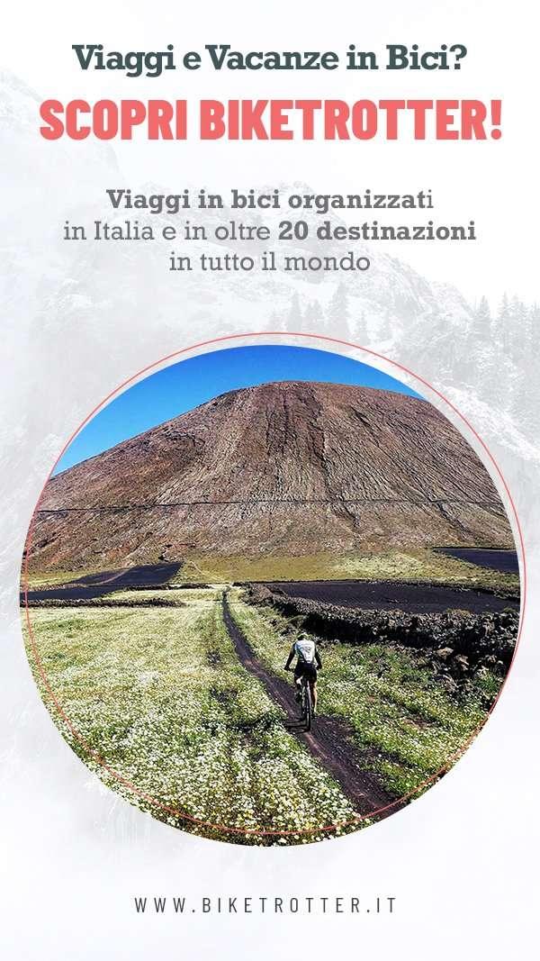 Biketrotter Viaggi e Vacanze in Bici