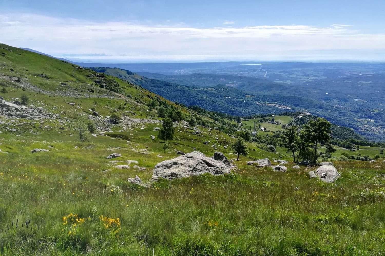 Escursione alla Punta Quinzeina in Piemonte