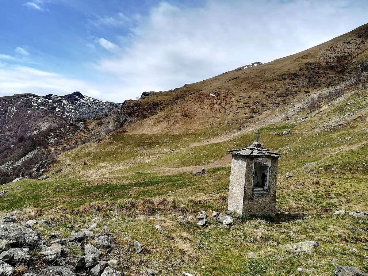 Escursione al Colombardo in Valle di Susa