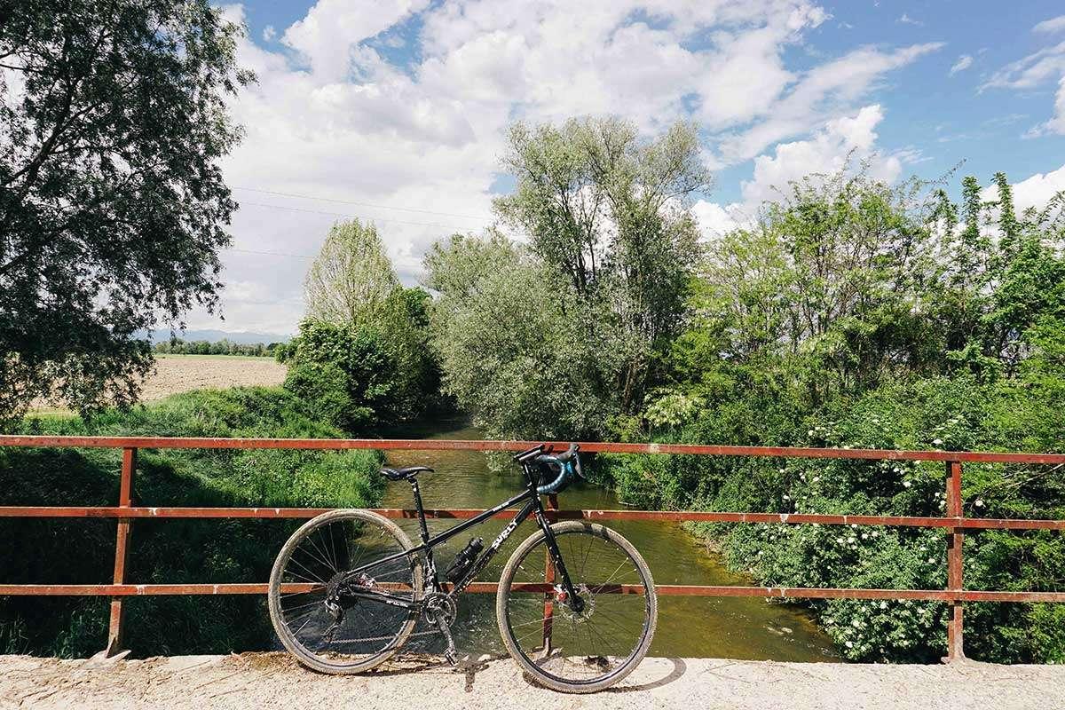 Da Torino a Racconigi in bici