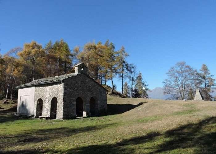 Escursione al Colle Bione dal Colle Braida