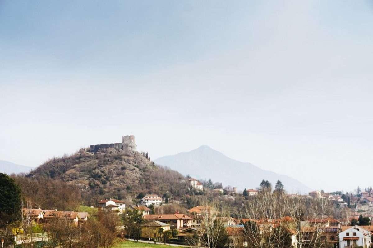 In bici per i castelli della bassa Val di Susa