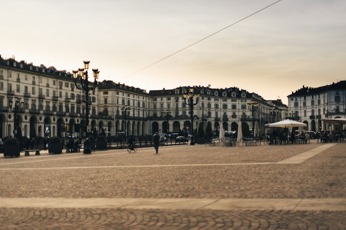 Piste ciclabili di Torino