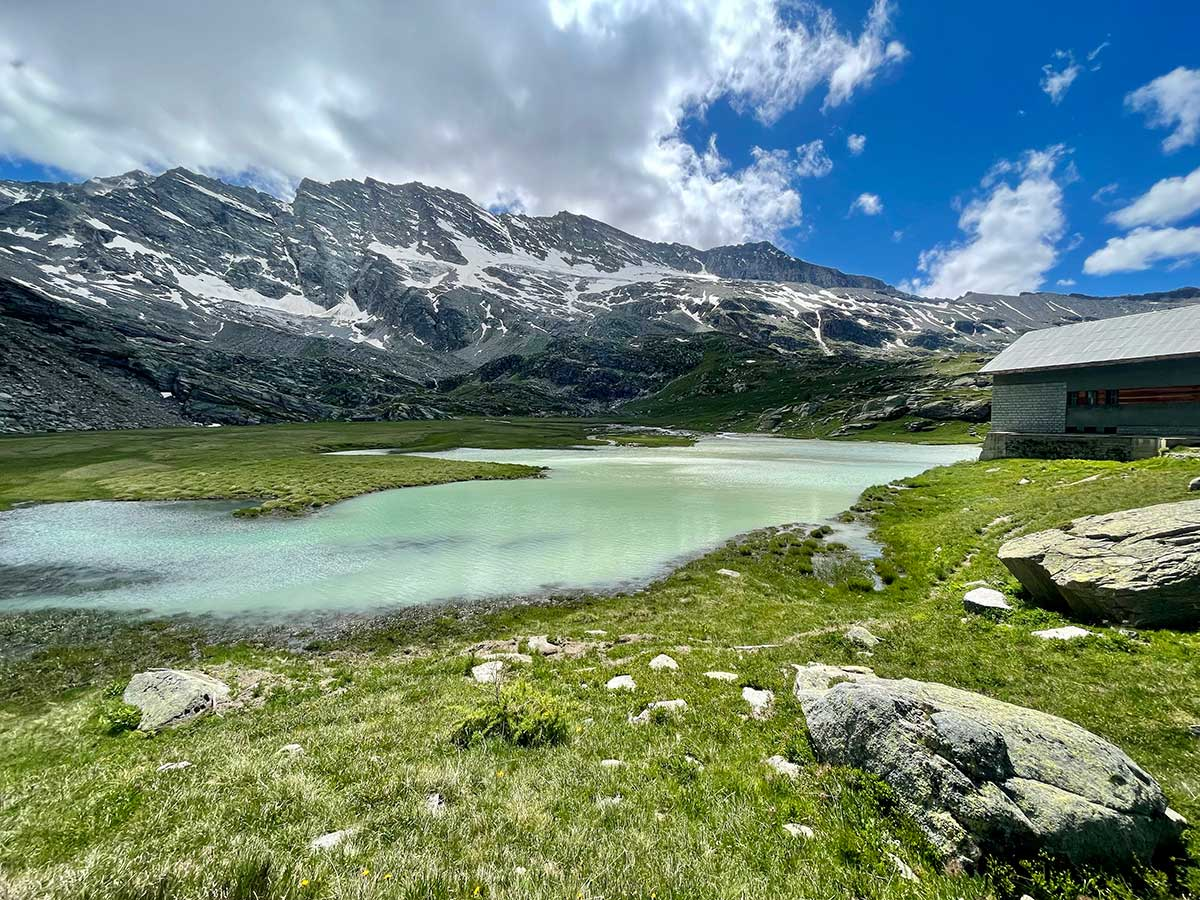Escursione nel Parco Nazionale del Gran Paradiso