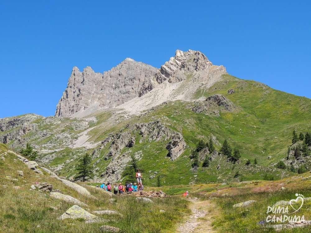 Un anello per il Grand Serù in Valle Stretta