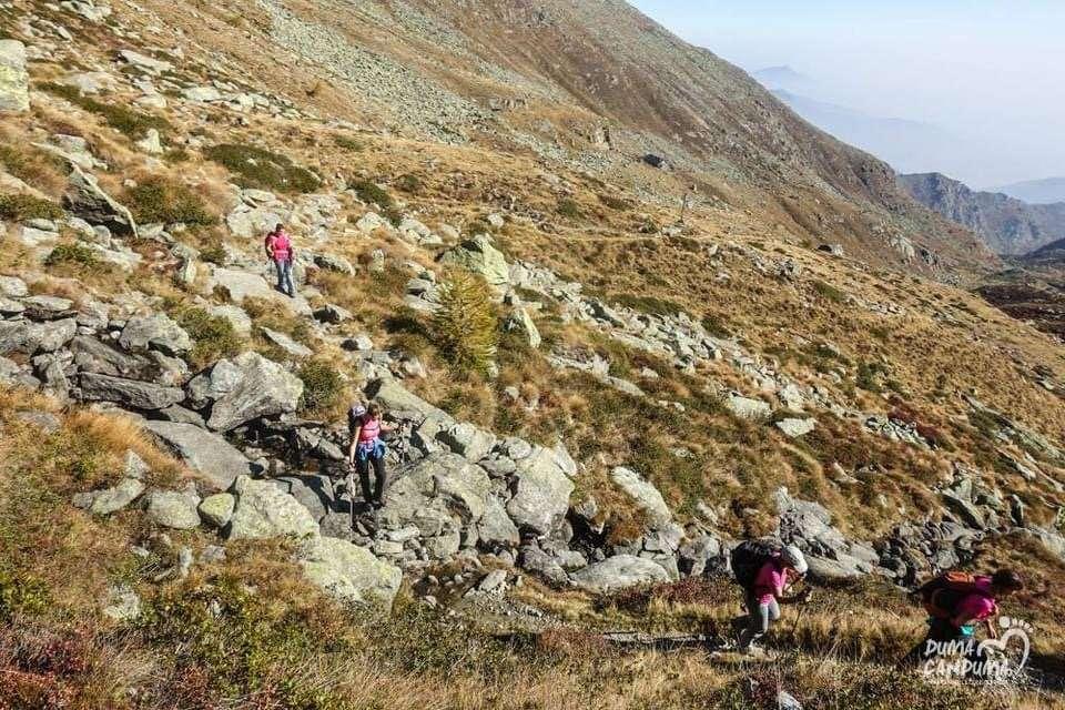 Escursione ai Laghi della Balma in Val Sangone
