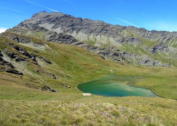 Escursione ai laghi delle Fioniere in Valle Argentera