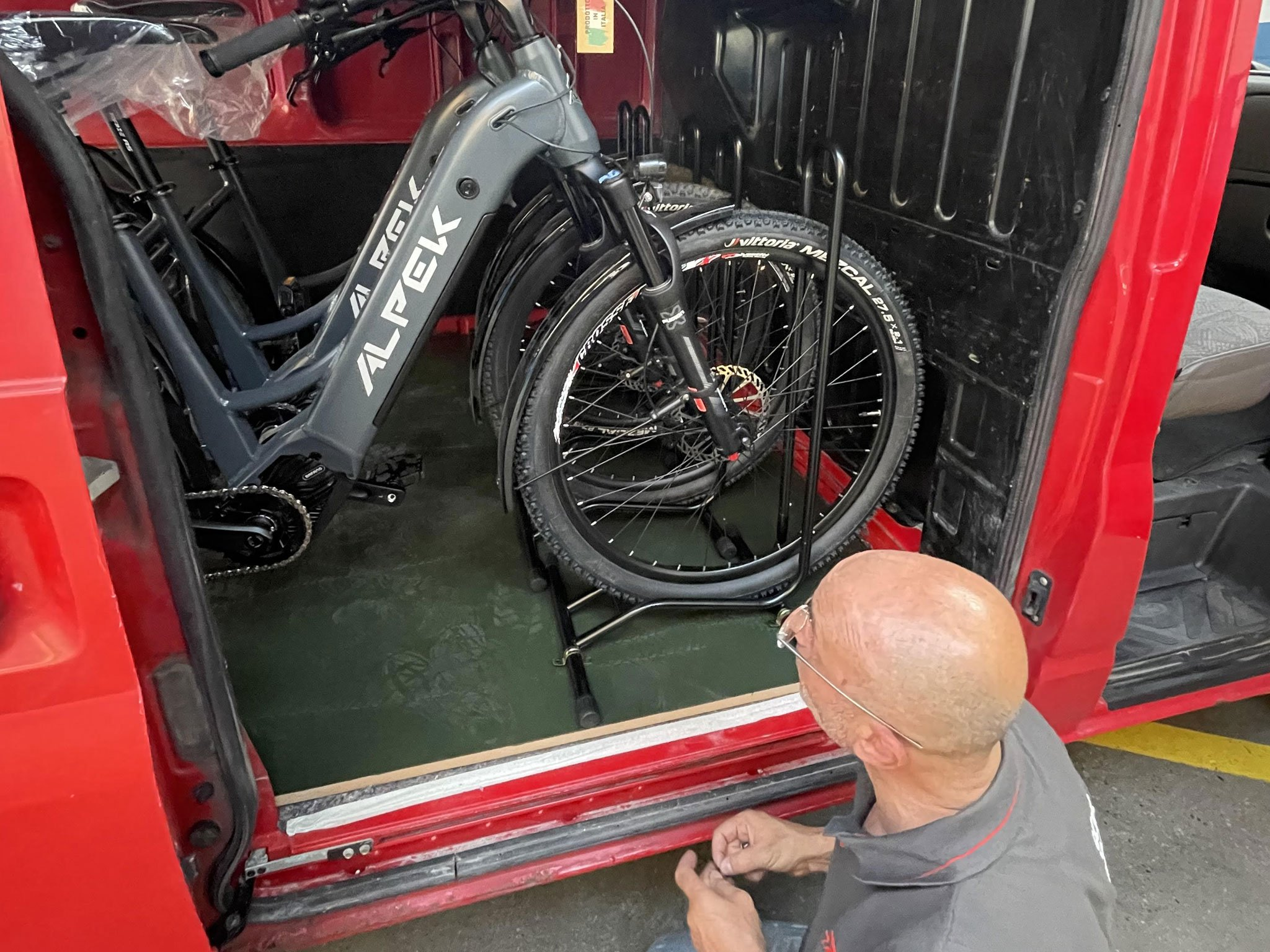 Trasporto E-Bike Torino