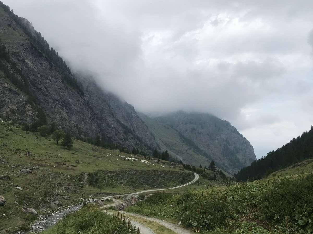 La Val Troncea in ebike