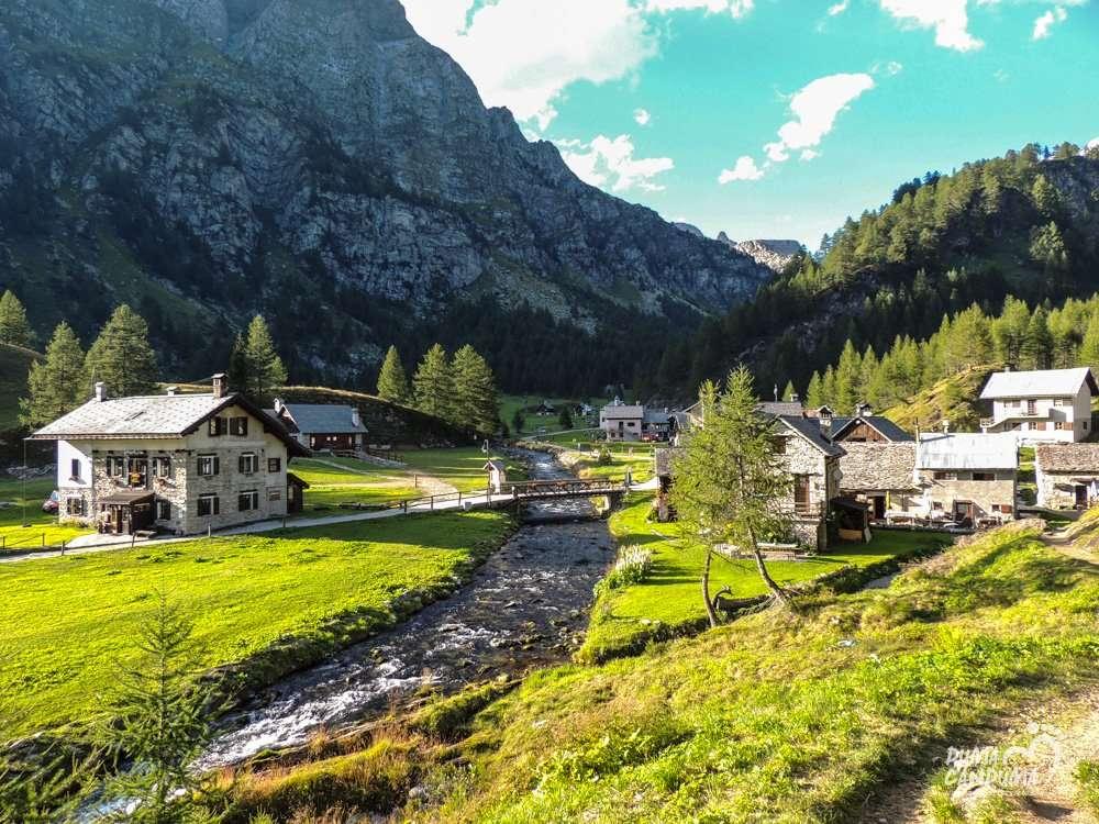 Orridi di Uriezzo e Alpe Devero