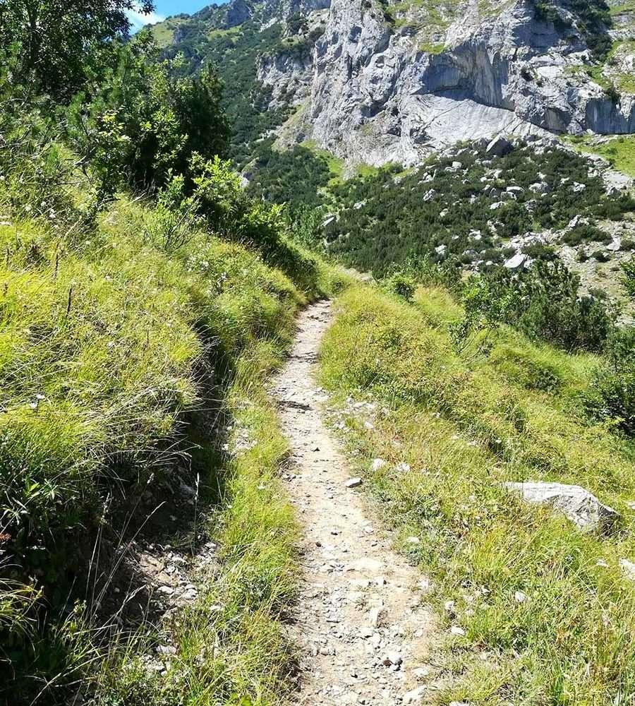 Escursione al laghi del Vallone degli Alberghi in Val Vermenagna